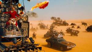 MAD MAX: FURY ROAD (15) @ Gonville Hotel