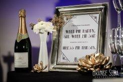 EFI Champagne Sign