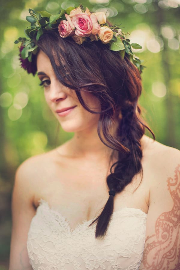 Enchanted Florist, Boho Rustic Wedding Flowers, Krista Lee Photography (54)