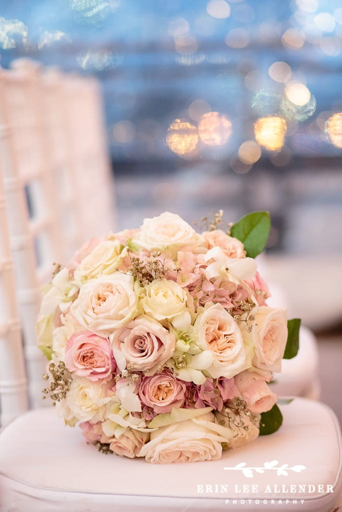 glam rose gold new years eve wedding by enchanted florist tn www.enchantedfloristtn.com
