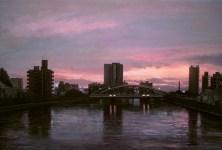 Sumida River Sunset