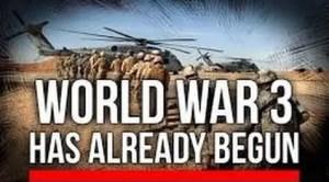 WW3 began in 2015