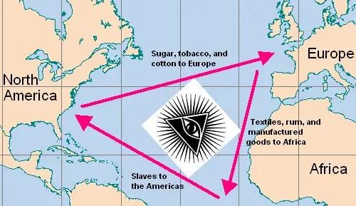 all Seeing Eye Slave Trade Triangle Enchanted LifePath