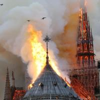 Notre Dame Paris Fire Fordicia Decoded - April 15 A Day Of Disaster