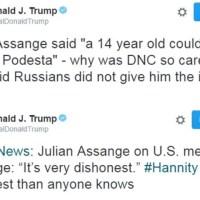 "Assange MK?: Trump Forgets ""I love WikiLeaks"" IMF $4.2B For Ecuador"