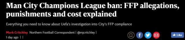 A Cup Final Horror Show As Man City Beat Watford 6-0
