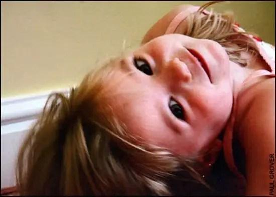Madeleine McCann Makeup Photograph