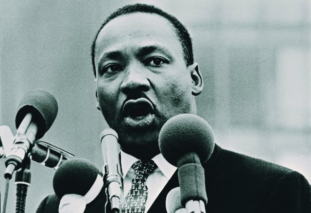 Martin Luther King - 50 Year-old Crisp Packet