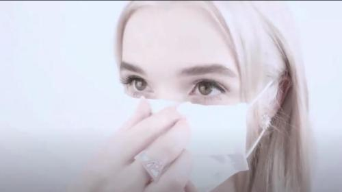@ImPoppy Mask Covid-19 Prediction Warning MK Ultra Enchanted LifePath