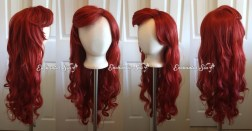 Ariel (Little Mermaid) Wig