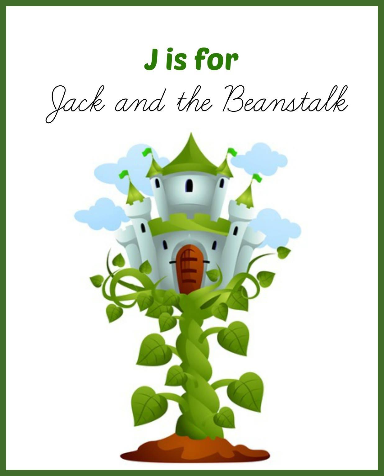 Jack And The Beanstalk Enchantedyankee