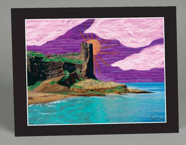 Castles St. Andrews Wall Hanging