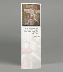 Fairy Glow Bookmark