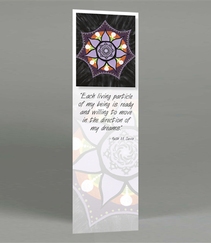Mandala 1 Bookmark