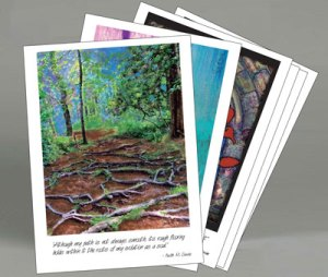 Note Card Packs - Nature
