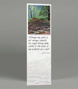 Roots Bookmark