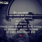 your heartbeats