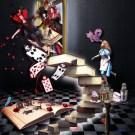 Alice In Wonderland Bloggers Court