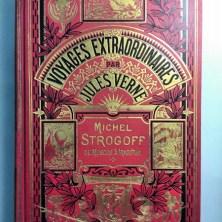 341. VERNE. Voyages extraordinaires. Michel Strogoff. Moscou-Irkoutsk.