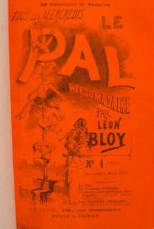 105. BLOY. Le Pal, série complète