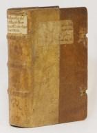 142. CARCANO. Sermonarium de Comendatione virtutum, 11 juillet 1495
