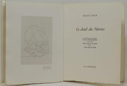 Bibliothèque André Frénaud. 13. CENDRARS