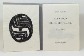 Bibliothèque André Frénaud. 35. UBAC