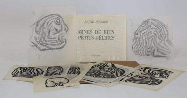 Bibliothèque André Frénaud. 60. UBAC