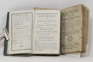 41. BIBLIOTHÈQUE BLEUE - CIVILITÉ.