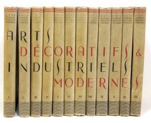 6. Encyclopédie des arts décoratifs et industriels modernes au XXe siècle.