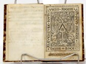 524. SAINT BERNARD DE CLAIRVAUX. Ad sororem modus bene vivendi. 1502