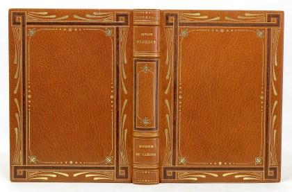157. FEUILLET (Octave). Monsieur de Camors. Paris, Calmann Lévy, 1885.