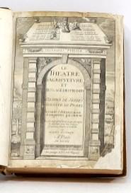 249. SERRES. Le théâtre d'agriculture et Mesnage des champs. Paris, Abr. Saugrain, 1603.