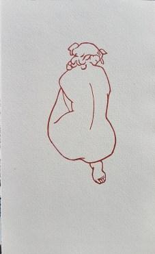 486. HORACE. Odes. [Paris, Philippe Gonin], 1939.