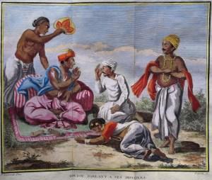 482. SONNERAT. Voyage aux Indes orientales et à la Chine