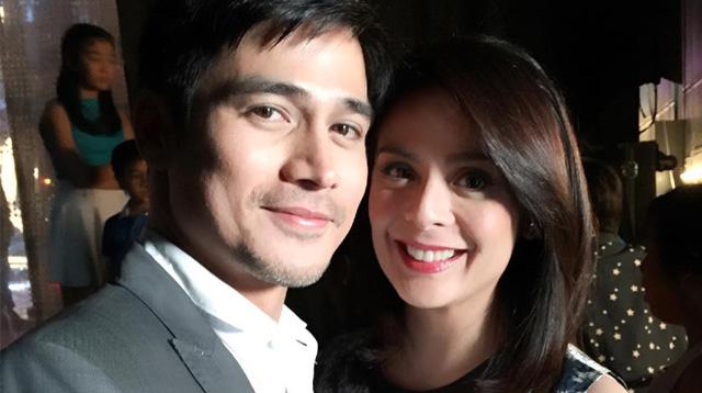 Piolo Pascual and Dawn Zulueta