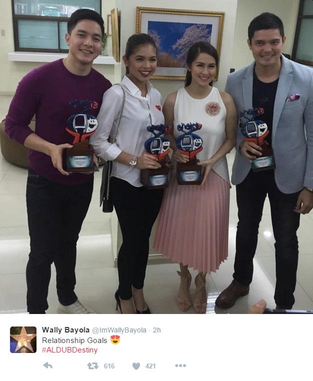 DongYan and AlDub