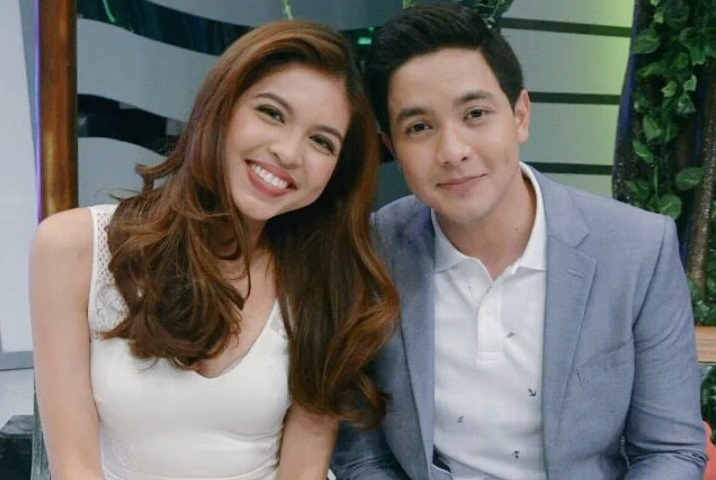Alden Richards and Maine Mendoza