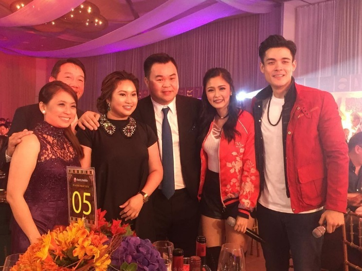 Xian Lim Joins Kim Chiu As Endorser Of Cherry MoBile Phone