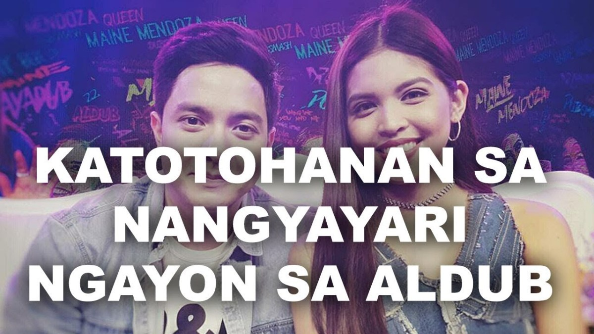 WATCH: The Truth About What Happened On ALDUB Loveteam
