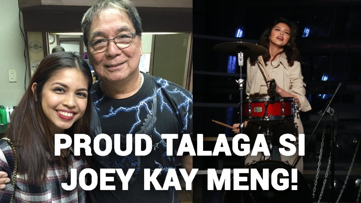 Joey De Leon Super Proud Sa Successful Concert Ni Maine Mendoza