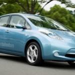 Nissan leaf vista frontal