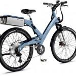 Imagen de la bici eléctrica de Peugeot