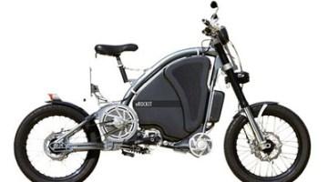 eRockit, bici-moto eléctrica subvencionada por el plan Movele