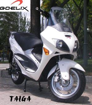 La Goelix Taiga de color blanco