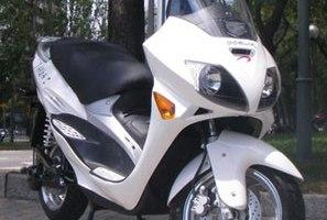 Goelix Taiga, scooter eléctrico subvencionado (plan Movele)