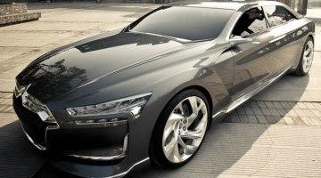 Citroën Metropolis, concepto de coche híbrido para China