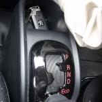 imagen del cambio automático del Peugeot iOn