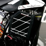 imagen del motor de la Quantya MMX Junior