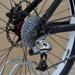 cambio de marchas de la Mountain Wolf e-bike